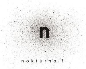 Nokturno.fi logon on suunnitellut Lauri Heinonen.